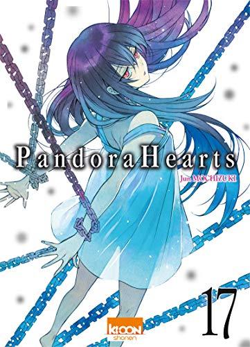 9782355925030: Pandora Hearts Vol.17