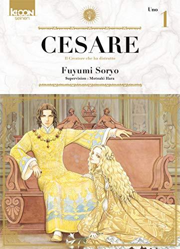 9782355925078: Cesare, Tome 1 :