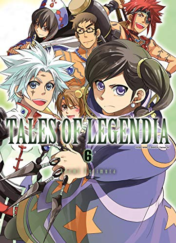 9782355925108: Tales of Legendia, Tome 6 :