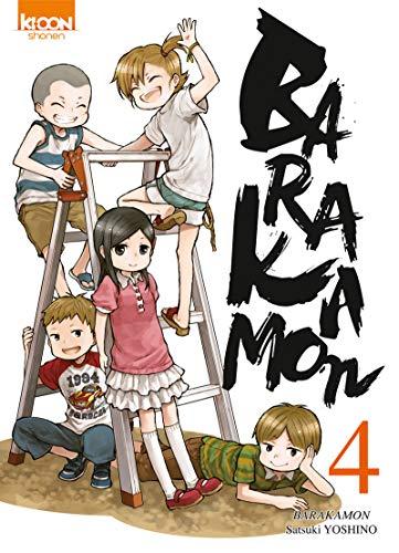 9782355925207: Barakamon Vol.4