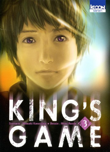 9782355925382: King's Game Vol.3