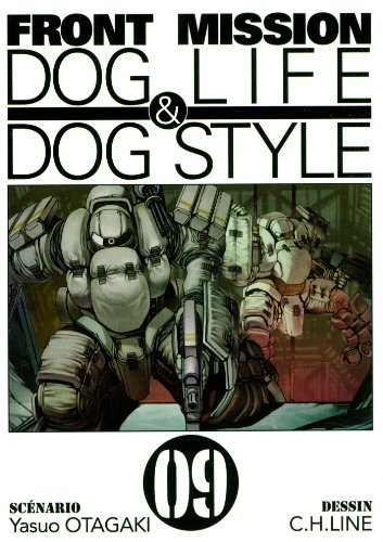 9782355925412: Front mission dog life & dog style t.9