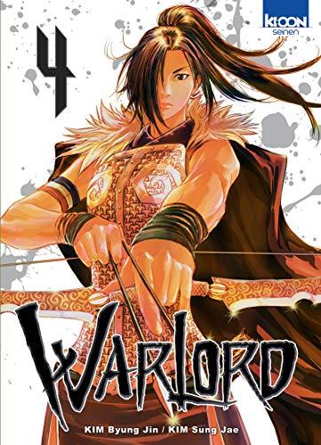 Warlord, Tome 4 : Byung-Jin Kim; Sung