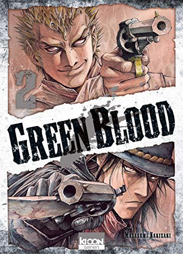 9782355925832: Green Blood Vol.2