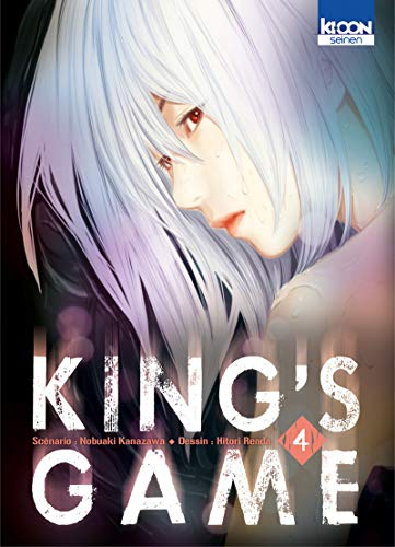 9782355925849: King's Game Vol.4