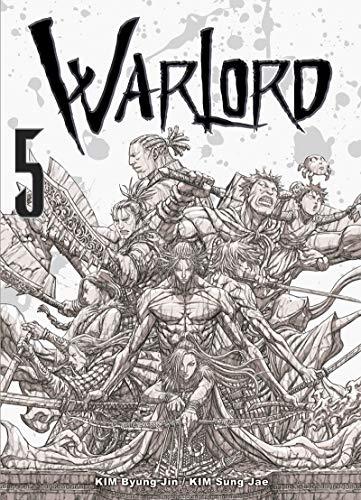 Warlord, Tome 5 : Byung-Jin Kim; Sung
