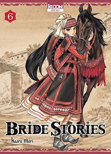 9782355926556: Bride stories t.6