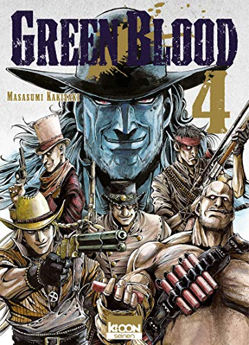 9782355926600: Green Blood, Tome 4 :  (Seinen)