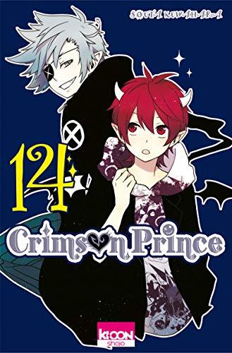 9782355926624: Crimson prince t.14