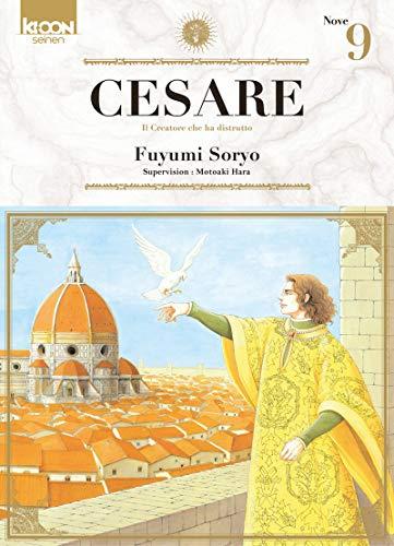 Cesare - Nº 9: Soryo, Fuyumi