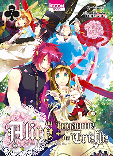 Alice au royaume de Trèfle - N° 7: Quinrose