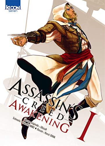9782355926914: Assassin's Creed Awakening, Tome 1 : (Seinen)