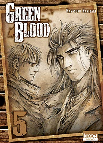 9782355926938: Green Blood, Tome 5 :