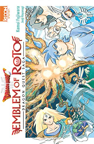 Dragon Quest - Emblem of Roto T11