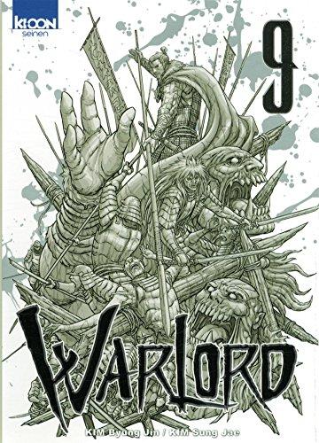 Warlord, Tome 9 : Kim, Byung-Jin/ Kim,