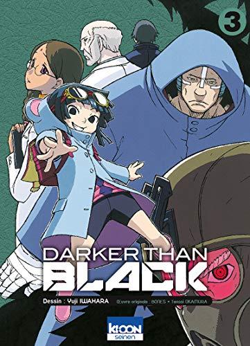 9782355928505: Darker than black Vol.3