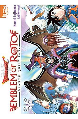9782355928888: Dragon Quest - Emblem of Roto T17