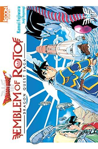 Dragon Quest Saga - Nº 21: Fujiwara, Kamui