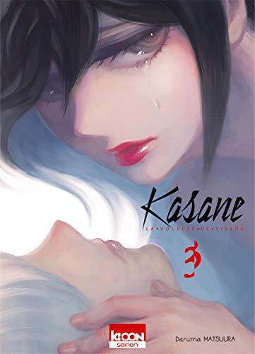 Kasane, la voleuse de visage, Tome 3