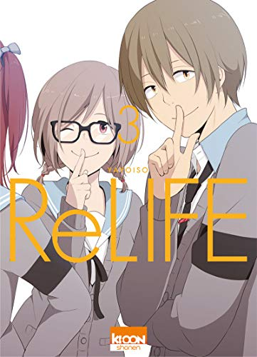9782355929816: ReLIFE T03 (03)