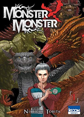 Monster x Monster T01