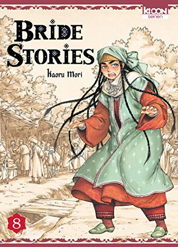 9782355929922: Bride Stories, Tome 8 :