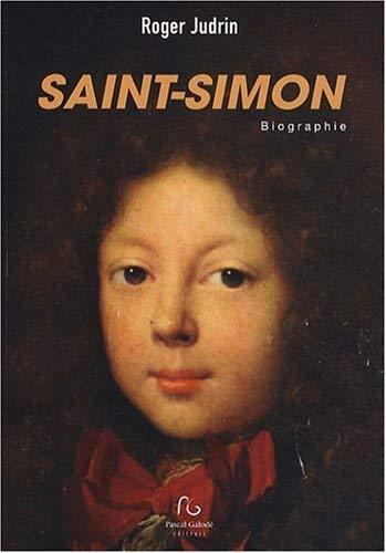 9782355930126: Saint-Simon