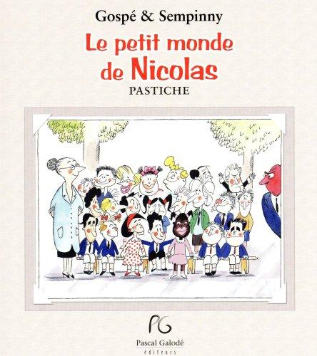 9782355930652: Le petit monde de Nicolas