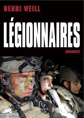 9782355931222: Légionnaires