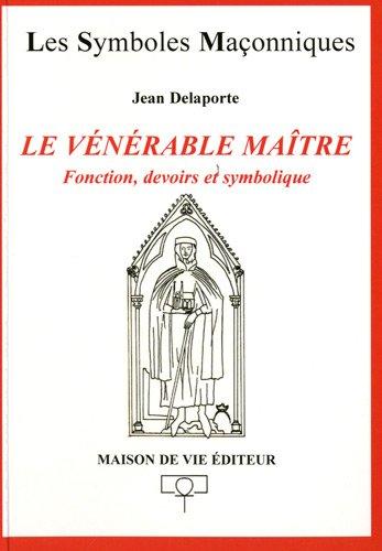 9782355990205: Le vénérable maître (French Edition)