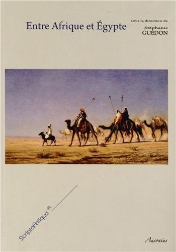 Entre Afrique et Egypte : relations et échanges entre les espaces du sud de la Mé...