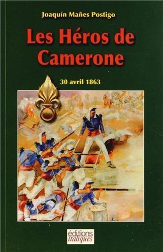 9782356170064: Les héros de Camerone