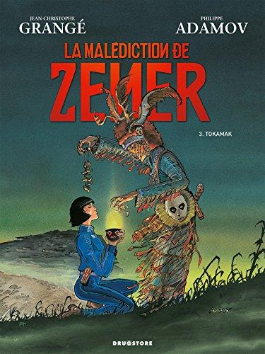 MALÉDICTION DE ZENER T03 (LA) : TOKAMAK: GRANG� JEAN-CHRISTOPHE