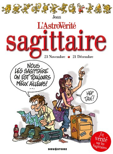 L'AstroVerite : Sagittaire (French Edition): DRUGSTORE