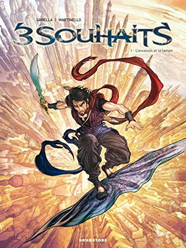 9782356261090: 3 Souhaits, Tome 1 (French Edition)