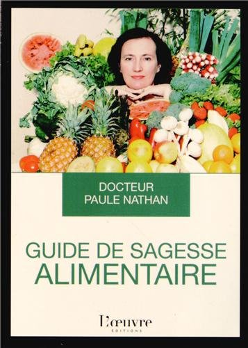 9782356311634: Guide de sagesse alimentaire (French Edition)