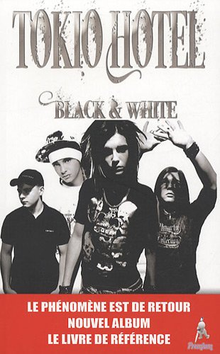 9782356360496: Tokio hotel : Black and white
