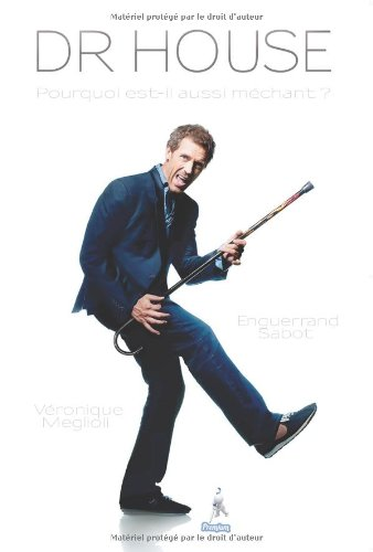 9782356360793: Dr House (French Edition)
