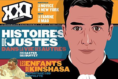 9782356380432: XXI N17 HISTOIRES DE JUSTES (Revues)