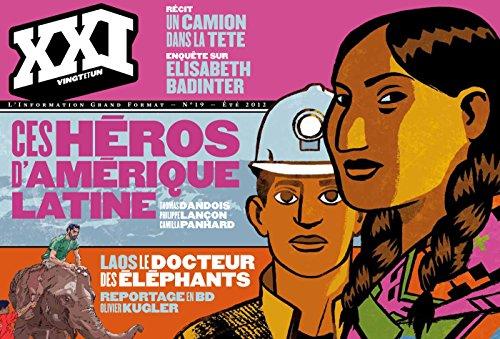 XXI, N° 19, à tà 2012 (French Edition): Collectif