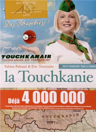 9782356391025: Aventure en Touchkanie (French Edition)