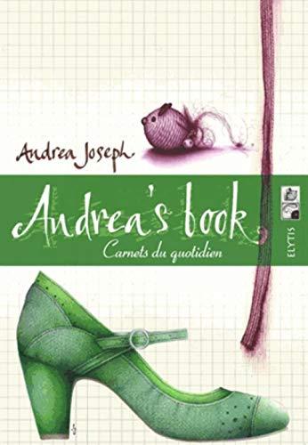 9782356391278: ANDREA'S BOOK - CARNETS DU QUOTIDIEN (Elytis)