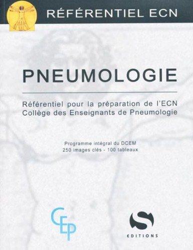 9782356400758: Pneumologie préparation ECN