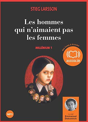 9782356410269: Les Hommes Qui N'Aimaient Pas les Femmes Millenium 1 (French Edition)