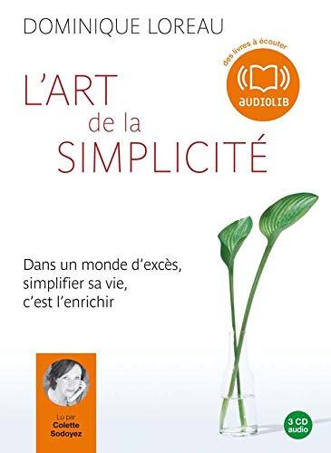 9782356410344: L'Art de la Simplicite