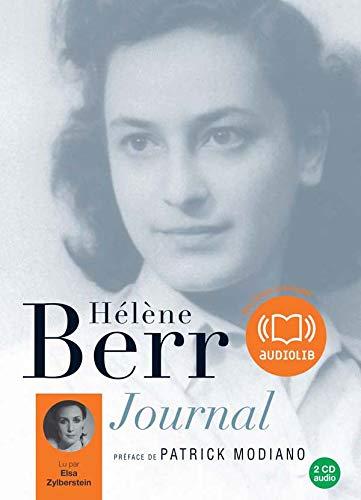 JOURNAL D'HÉLÈNE BERR (LE) : 2CD: BERR HÉLÈNE