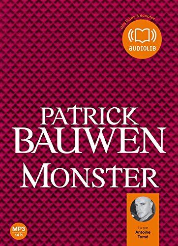 MONSTER 2CD/MP3: BAUWEN PATRICK