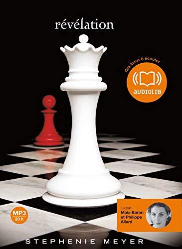 9782356410870: Révélation - Audio livre 2CD MP3 - 637 Mo + 573 Mo - Livret 4 pages