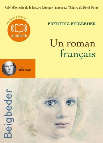 9782356412010: Un roman français (op) - Audio livre 1CD MP3 - 467 Mo