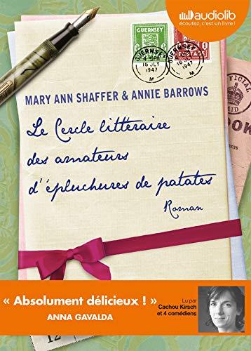9782356412034: le cercle littéraire des amateurs d'épluchures de patates
